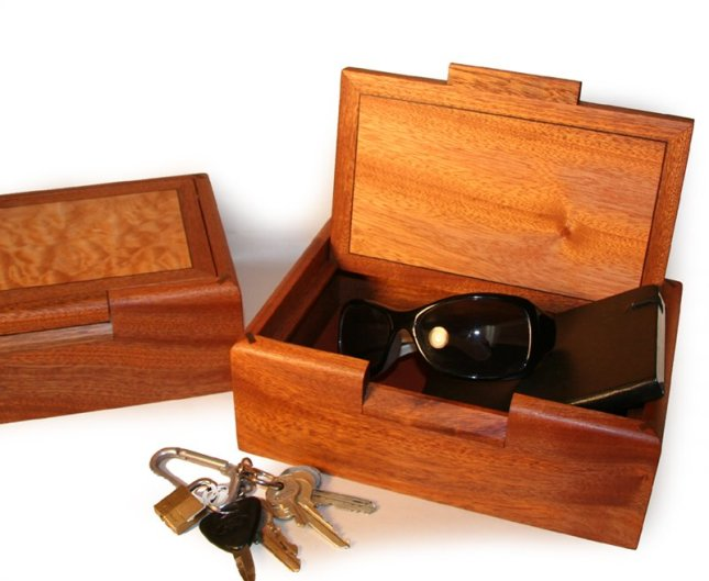 wooden jewelry box plans free